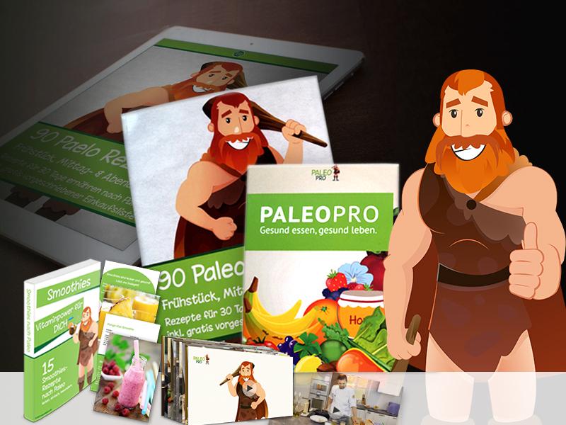 Paleo Kochbuch und mehr kaufen